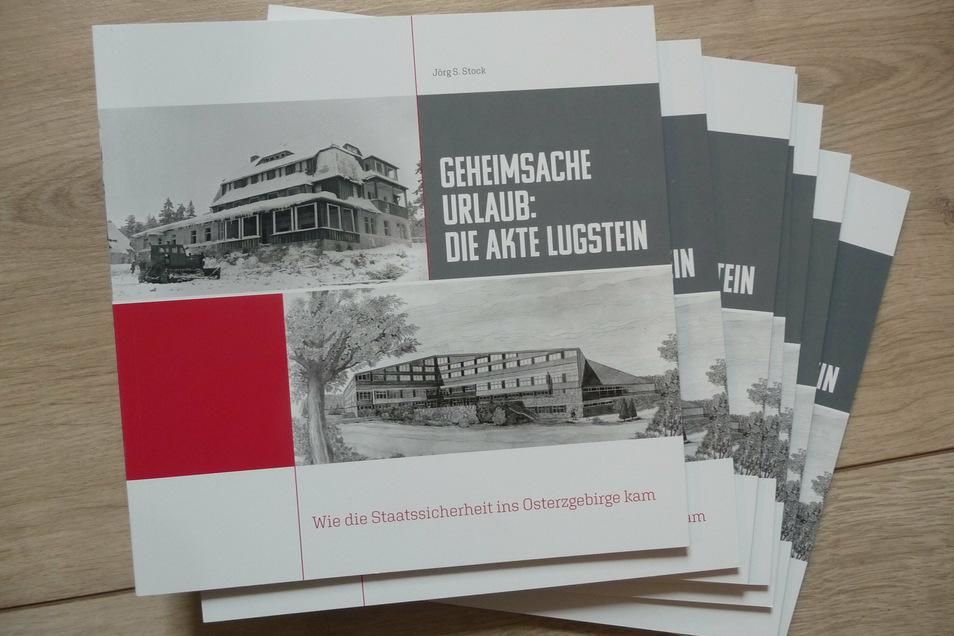 """Wie entstand der Lugstein und wie machte das MfS darin Ferien? Das Buch """"Geheimsache Urlaub"""", erhältlich in den SZ-Treffpunkten, erzählt die ganze Geschichte."""