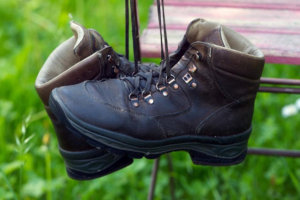 Müssen Wanderfreunde die Stiefel an den Nagel hängen?