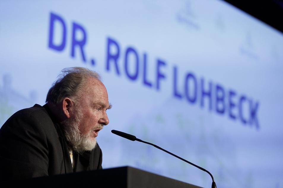 Bereut keinen Moment, die Görlitzer Brauerei 2006 erworben zu haben: Rolf Lohbeck, der zudem Hotels betreibt und Bücher schreibt.