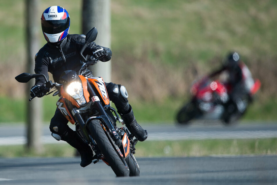 Motorradfahren Verbieten