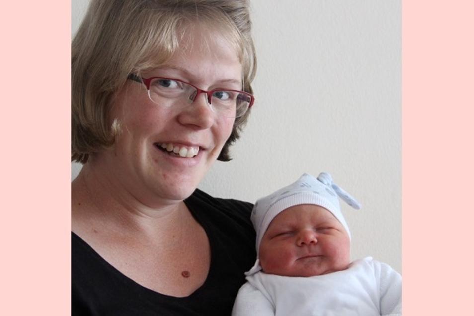 Elisa Geboren am 11. Juni Geburtsort Bautzen Gewicht 4110 Gramm Größe 52 Zentimeter Eltern Selina und Marco Schulze Wohnort Großharthau Foto: Carmen Schumann