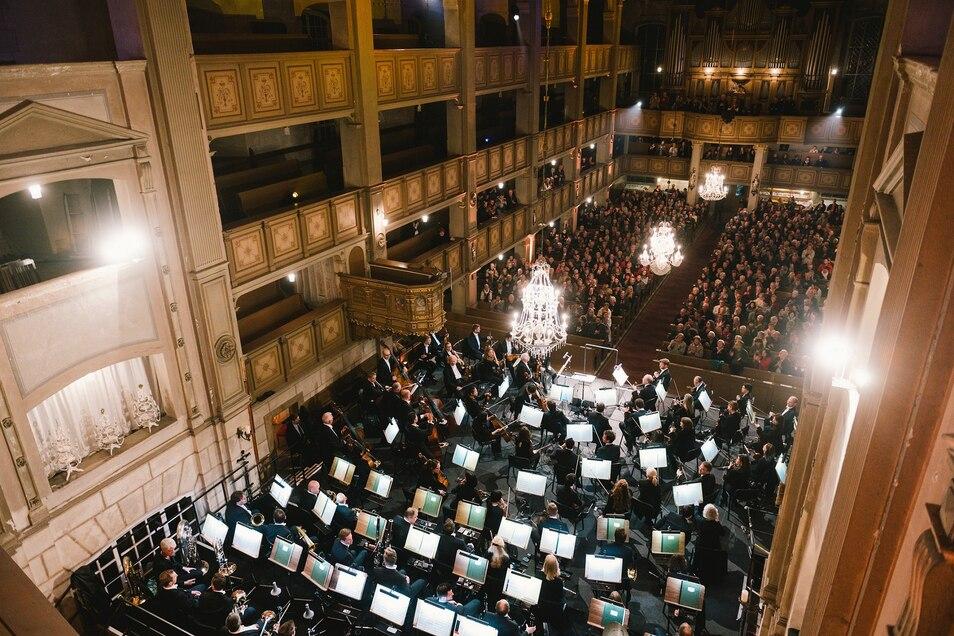 Konzert beim Lausitz Festival 2019