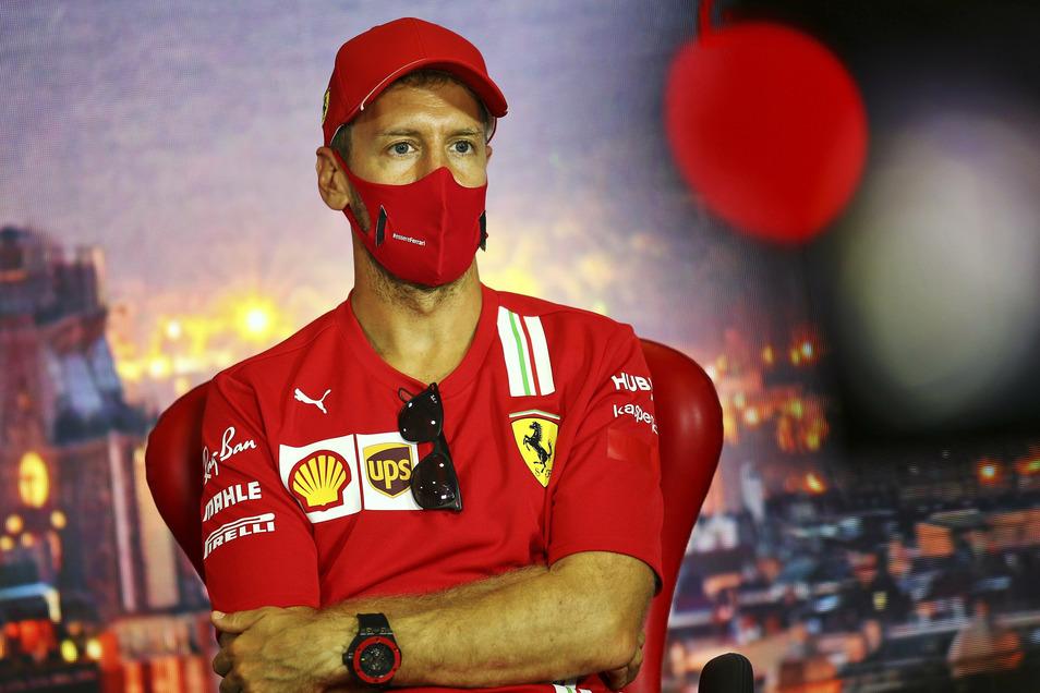 Sebastian Vettel hat noch lange nicht genug und fährt auch 2021 weiter in der Formel 1.