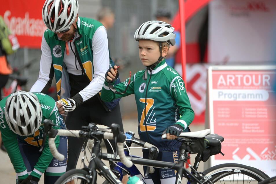 Die Anmeldefrist für die 23. Altenberger Radtour endet am 30. August.