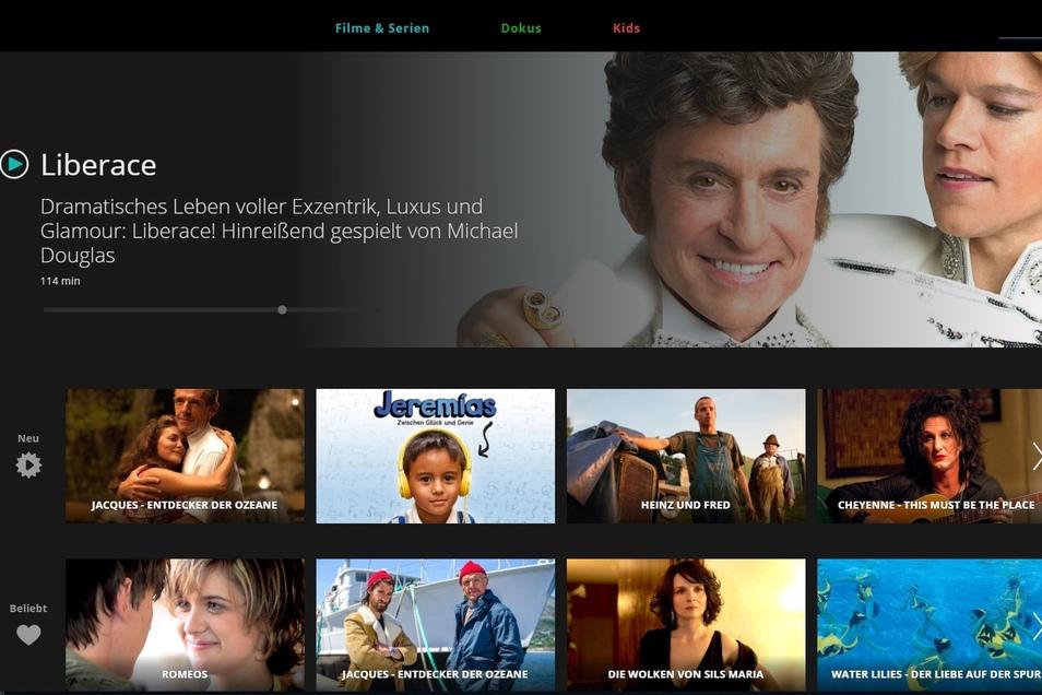 """Die Stadtbibliothek bietet ihren Nutzern die Möglichkeit, sich kosten- und werbefrei Filme bei """"Filmfriend"""" zu streamen."""