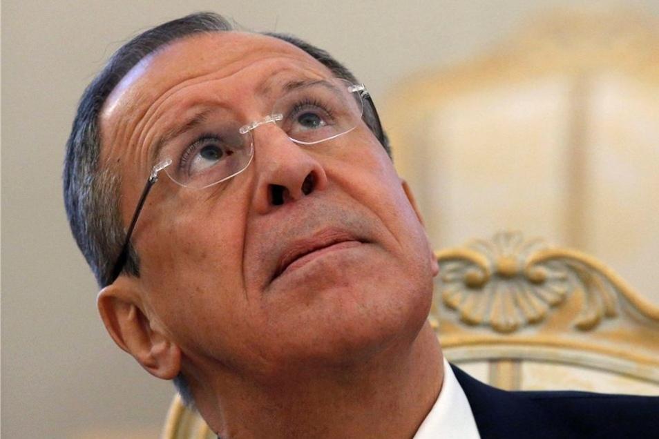 """""""Ich hoffe sehr, dass es keine Wiederholung der Fälle geben wird, wie den mit unserem Mädchen Lisa, dessen Verschwinden aus irgendeinem Grund sehr lange verschwiegen wurde"""", sagte Russlands Außenminister Sergej Lawrow.Lawrow fordert Aufklärung"""