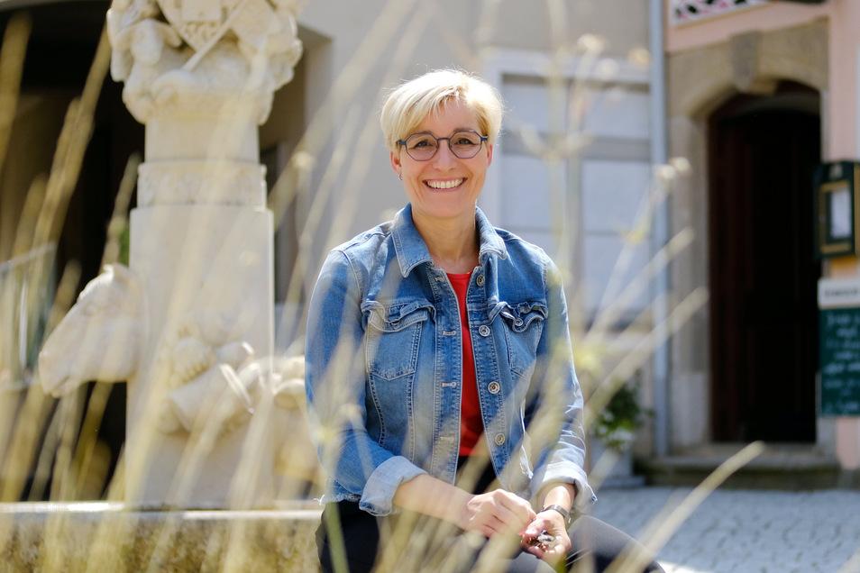 Angst ist kein guter Ratgeber in der Corona-Pandemie, sagt die Lommatzscher Bürgermeisterin Anita Maaß (FDP).