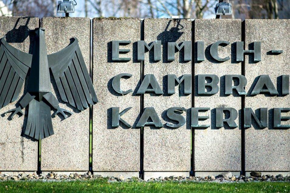 Die Kaserne ist Sitz der Feldjäger-Schule der Streitkräfte und wird künftig Hauptfeldwebel-Lagenstein-Kaserne heißen.