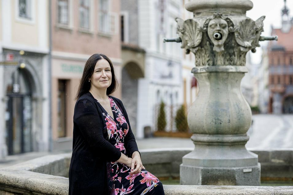 Andrea Behr, Geschäftsführerin der Europastadt Görlitz-Zgorzelec GmbH: Sie möchte mehr Brexit-Polen an die Neiße holen.