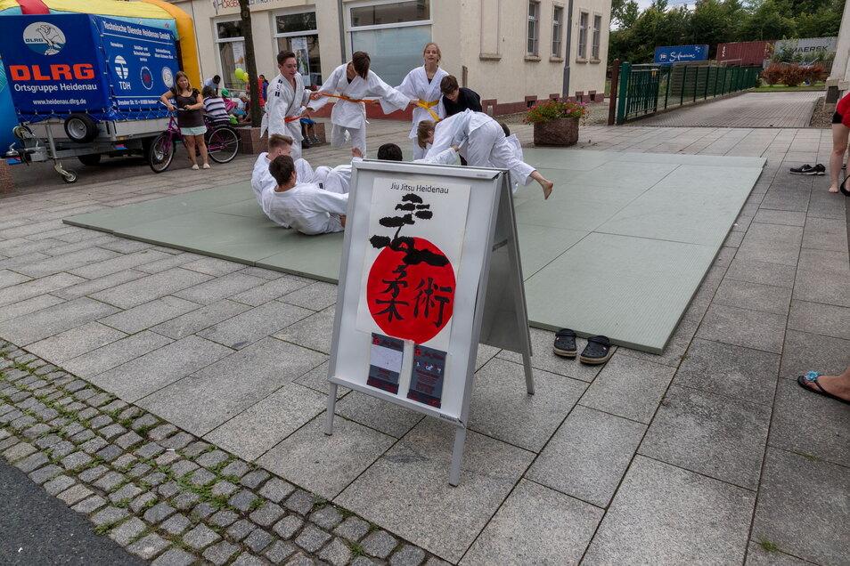 Die Vereinsmeile, die am 5. September wieder gemeinsam mit der Abc-Fete stattfindet, ist eine Idee des Zentrumsvereins.