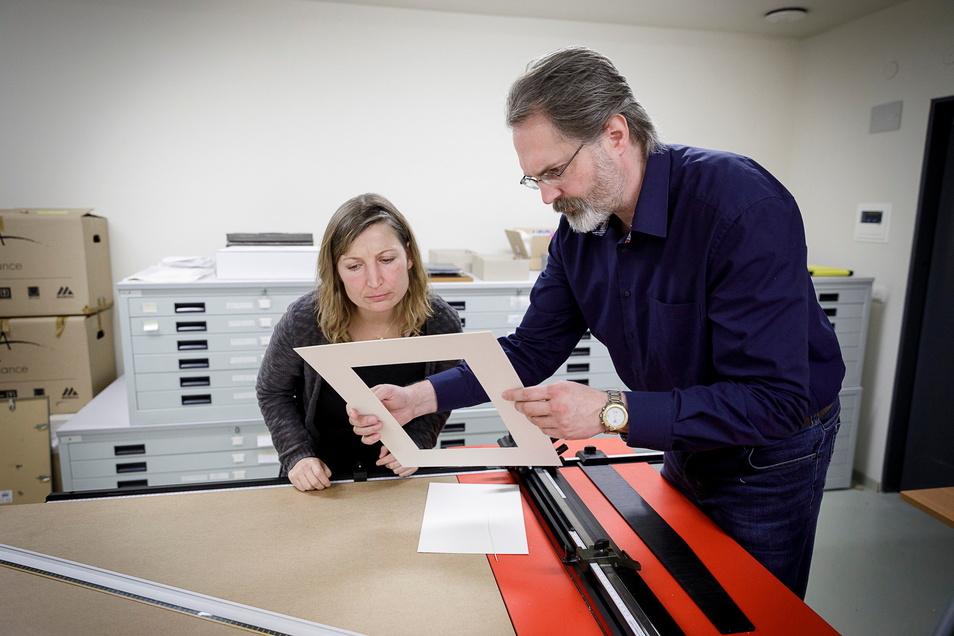 Zum Team des Schlesischen Museums gehört auch seit vielen Jahren der Museologe Norbert Faust.