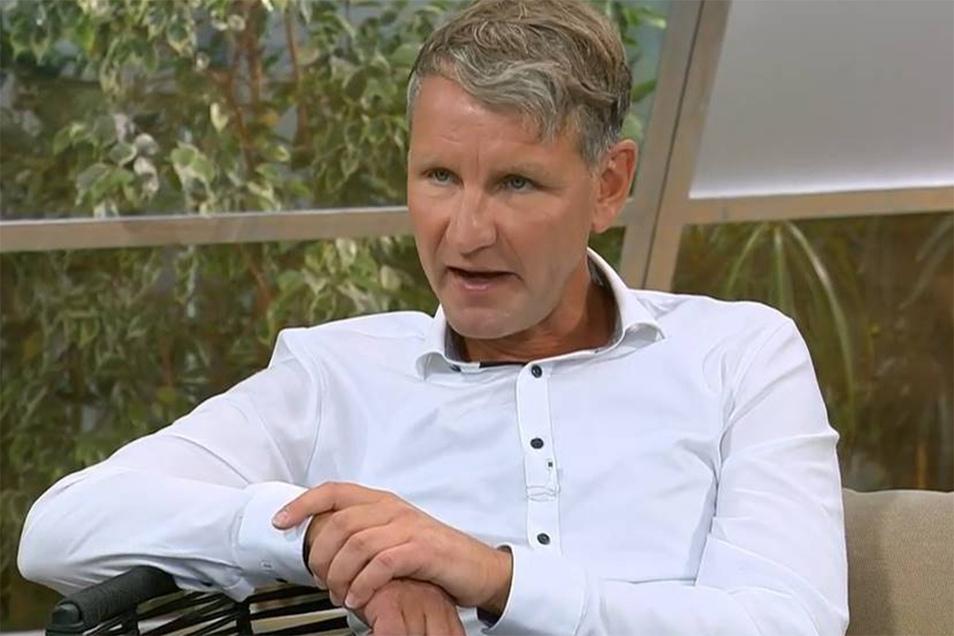 Geschickt wie ein Aal: Die Runde des MDR-Sommergesprächs ging an Björn Höcke.