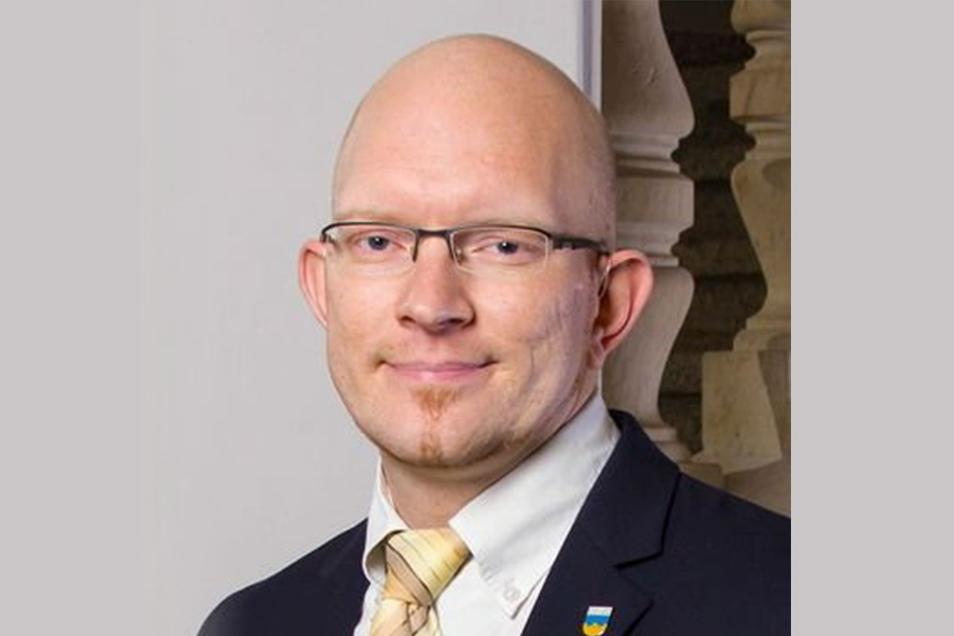 Bautzens Wirtschaftsförderer Alexander Scharfenberg gibt sein Amt im Rathaus auf. Die Stadt sucht bereits einen Nachfolger.
