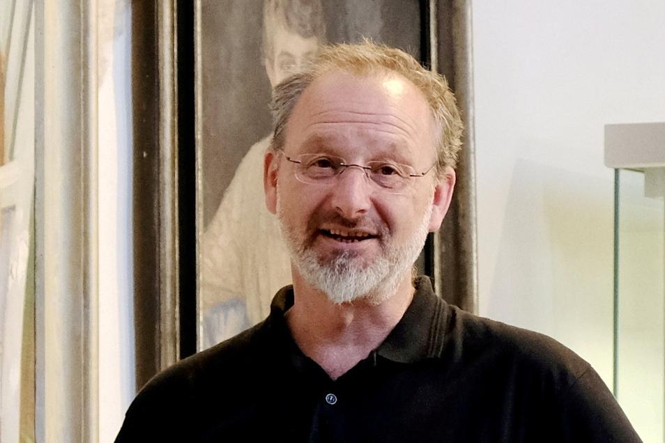 Museumsmitarbeiter Steffen Förster wurde von der ÖDP als Direktkandidat zu den Bundestagswahlen aufgestellt.