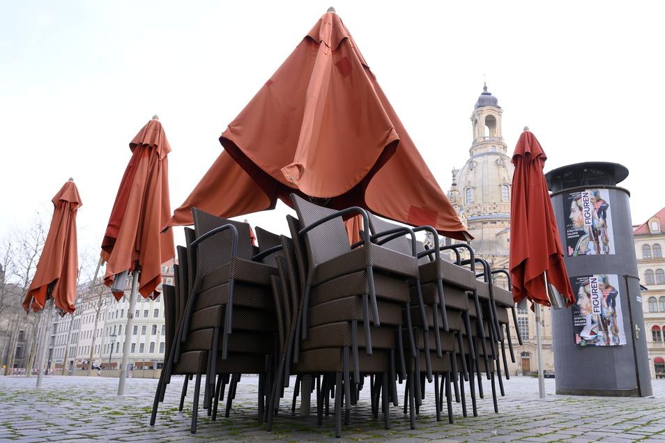 Mit einem Modellversuch wollen Dresdner Gastronomen bald auch drinnen öffnen.