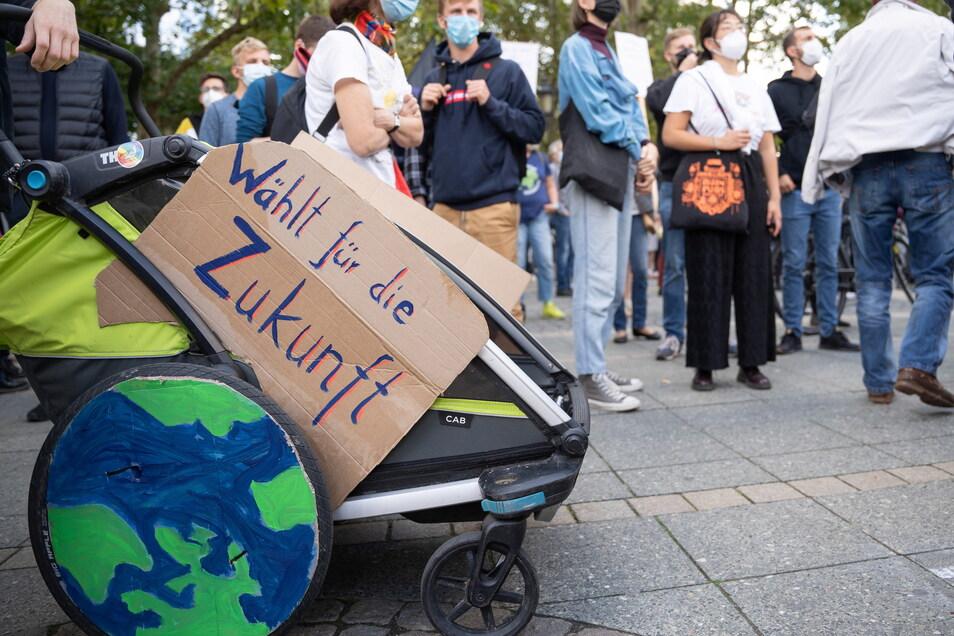 Junge Menschen engagieren sich auch in Pirna für Klimagerechtigkeit. Im Netz wurde die Bewegung Fridays for Future hämisch angegriffen.