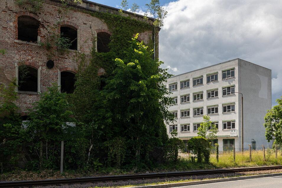 Die Gebäude der ehemaligen Hydraulik sind nicht die einzigen Sorgenkinder, die im Stadtgebiet stehen. Auch diese sind ein Thema für das Stadtentwicklungskonzept.