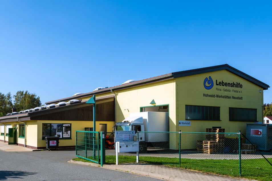 Nach dem Einbruch haben die Hohwaldwerkstätten in Neustadt viel Hilfe und Unterstützung erfahren.