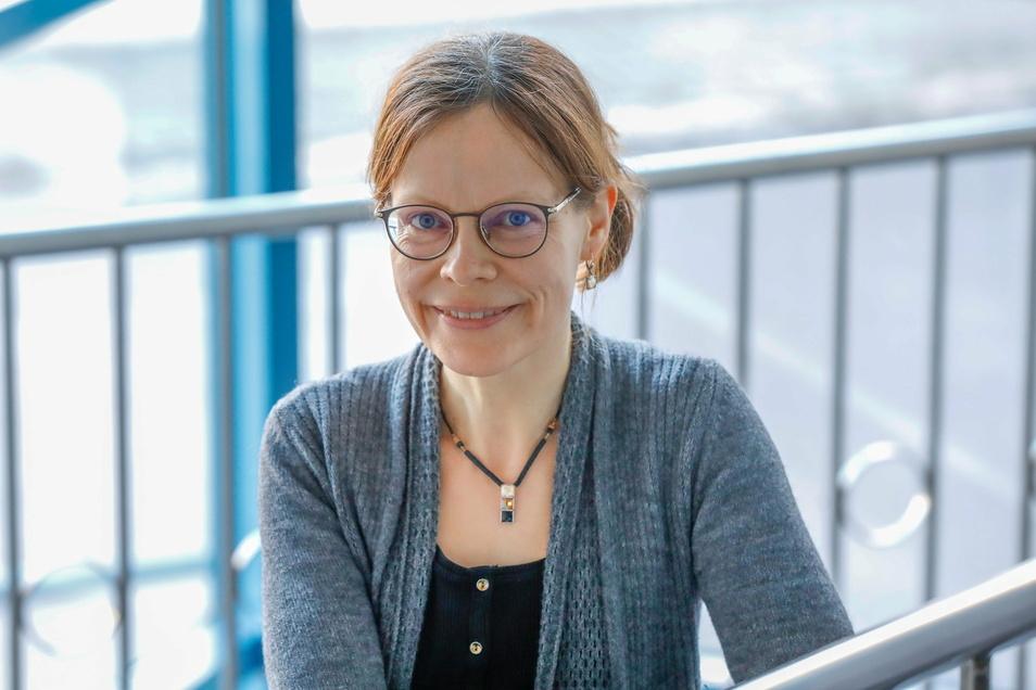 Prof. Dr. Karin Fester ist Biotechnologin an der Hochschule Zittau/Görlitz.