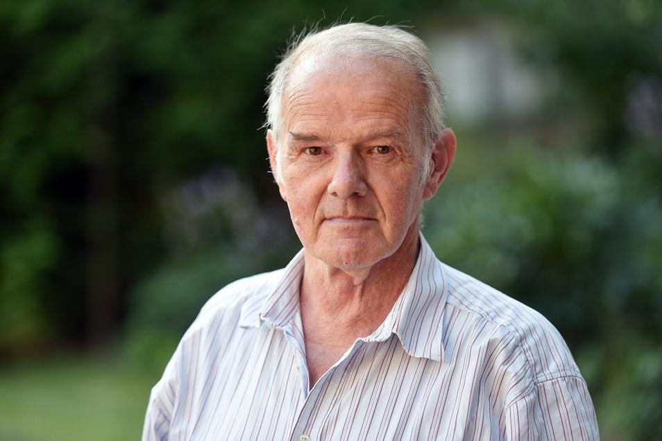 Dietmar Jakowitz wurde von der BüSo aufgestellt.
