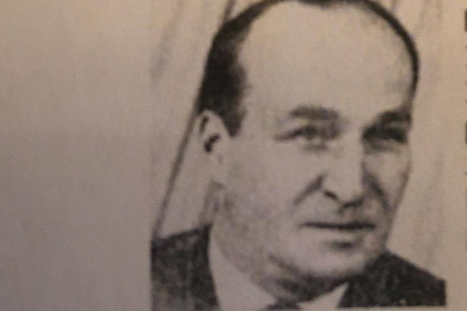 Schriftsteller Kurt Türke wurde am 19. Dezember 1920 in Tauscha geboren und starb am 22. Januar im Krankenhaus Radeberg.