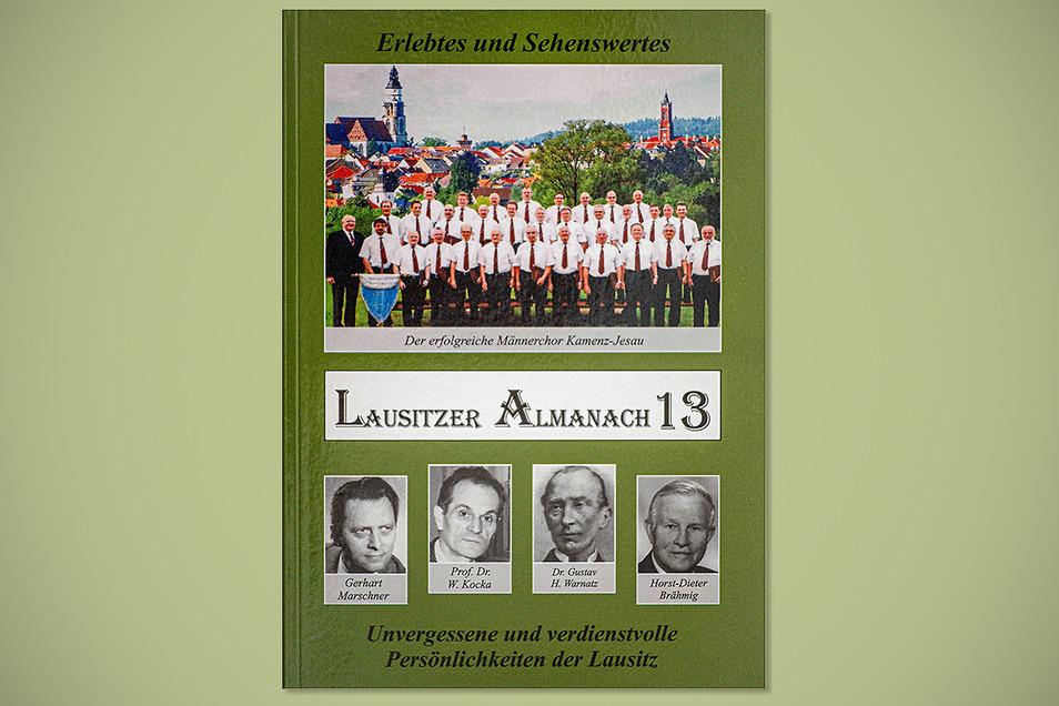 Der Autorenkreis des regelmäßig erscheinenden Lausitzer Almanach (auf dem Foto die letzte Ausgabe) hat drei Preisträger für ihre Texte zum Thema 30 Jahre deutsche Einheit  ausgezeichnet.
