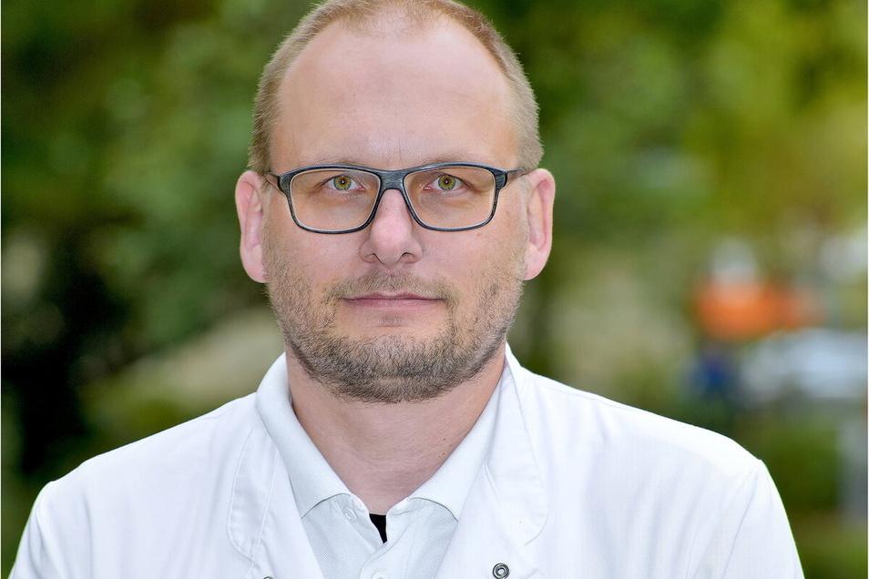 Demenz-Experte Professor Markus Donix .hält Ende September einen Video-Vortrag in Bautzen.