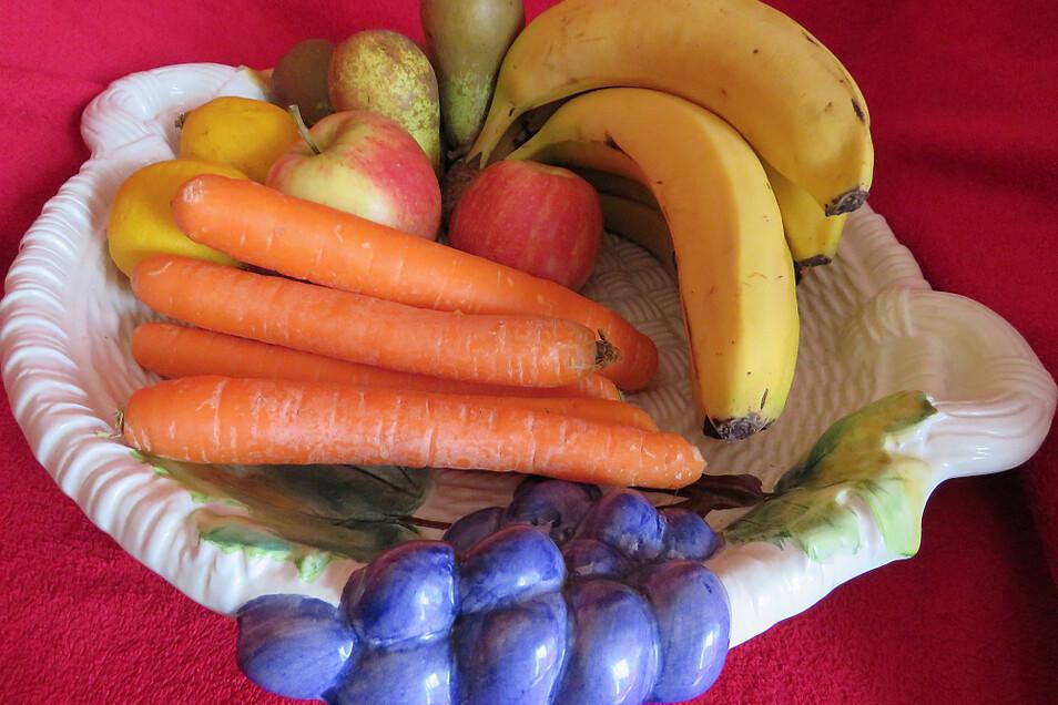 Gesunde Ernährung ist nicht schwer – wenn man es verinnerlicht hat.