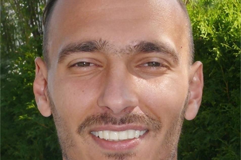 Nummer 1, Sabri Vaizov (26), Torwart, Bulgarien