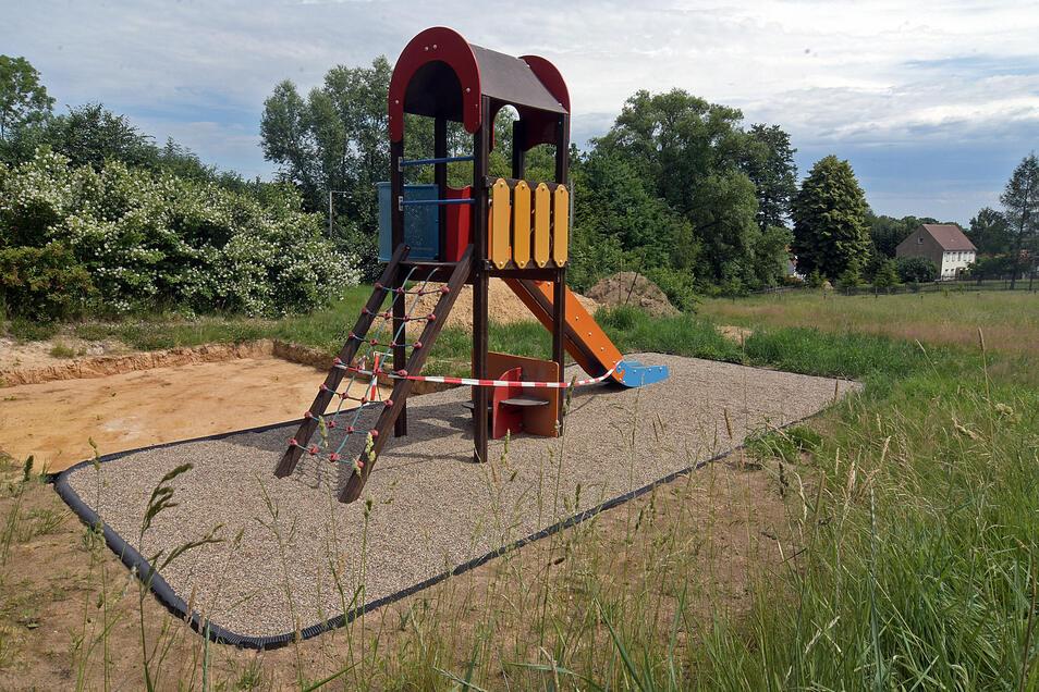 Am Fest- und Spielplatz soll es künftig einen Elektroanschluss geben.
