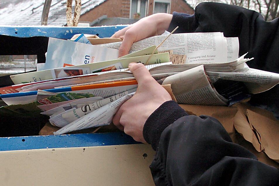 Die Leisniger Tierschützer stellen das Sammeln von Altpapier ein.