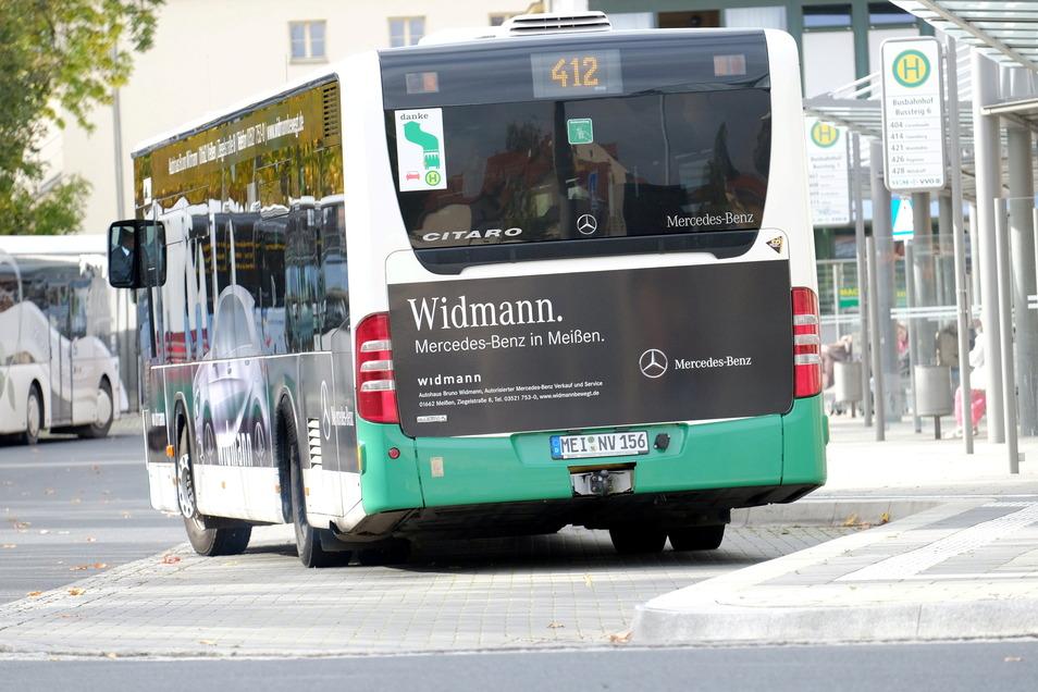 Ein Exhibitionist in einem Bus der VGM hat am Sonnabend einen Polizeieinsatz ausgelöst.