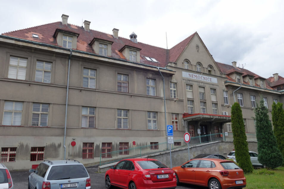 Das insolvente Krankenhaus in Rumburk könnte bestehen bleiben.