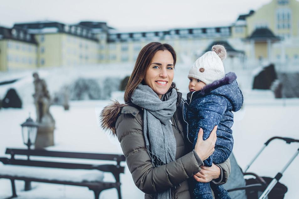 Ulrike S. managed beides – Beruf und Familie dank flexibler Arbeitszeitmodelle