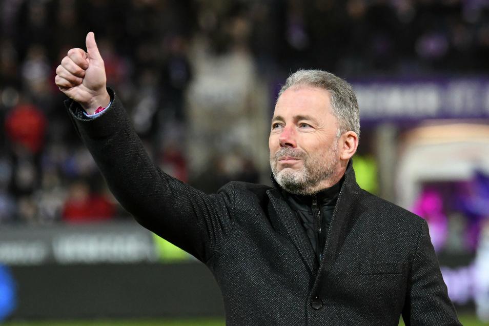 Jürgen Wehlend ist Geschäftsführer der VFL Osnabrück GmbH & CO. KGAA. Kommt der Dresdner nun zu Dynamo?