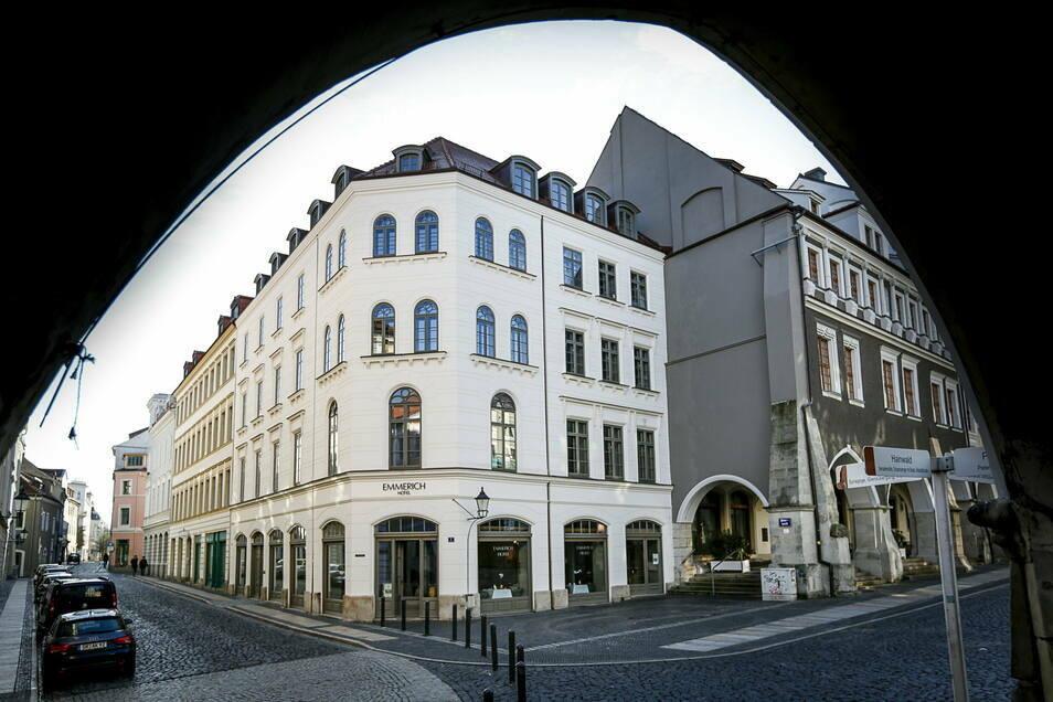 Das Hotel Emmerich am Untermarkt wurde 2020 als eines der besten 101 Hotels von 11.000 in Deutschland gekürt.