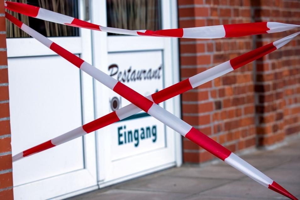 Gaststätten haben auch in Kamenz nach wie vor geschlossen, und der Einzelhandel stöhnt unter massiven Einschränkungen. Eine Erklärung im Stadtrat dazu war jetzt heftig umstritten.