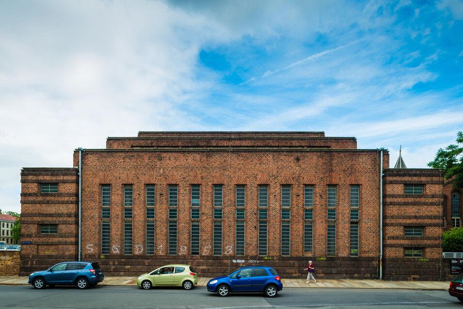 Das ehemalige Reaktanz-Gebäude geht im nächsten Jahr als neues Medienkulturhaus an den Start.