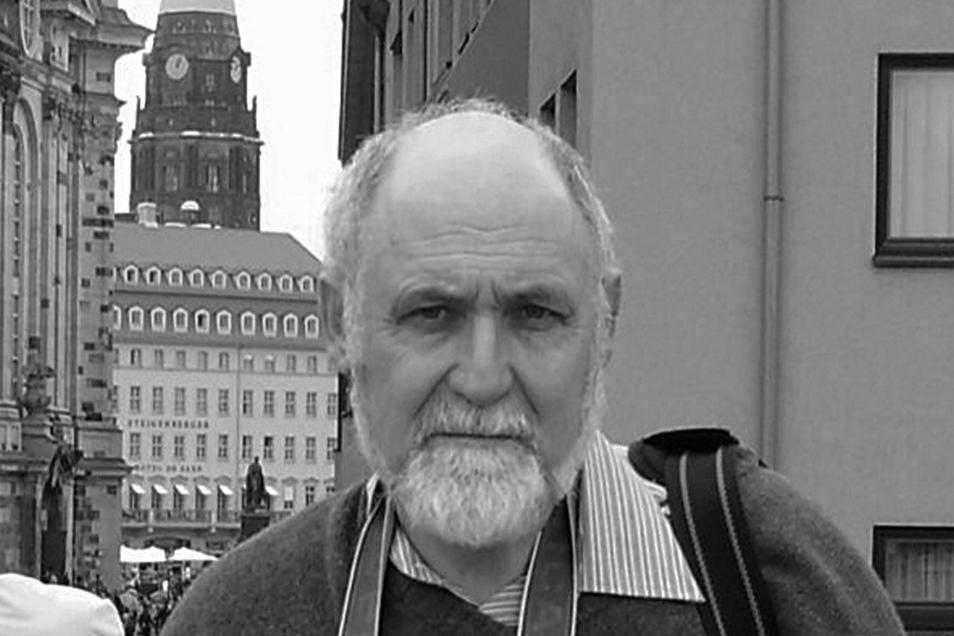 Hans-Jürgen Freudenberger hat in den 70er- und 80er-Jahren viele Impressionen von Dresden festgehalten.