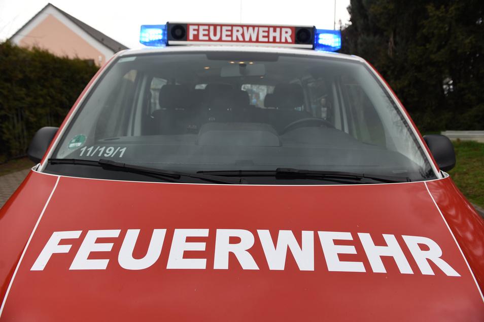 Auf der Bergmannstraße musste die Feuerwehr anrücken.
