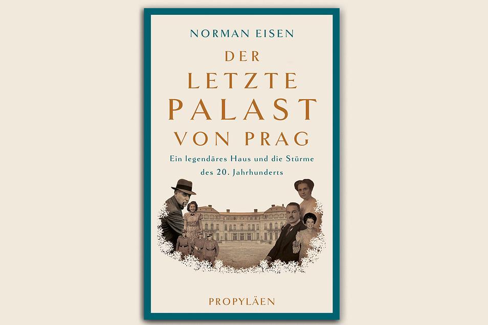 """In """"Der letzte Palast von Prag"""" geht Rechtsanwalt Norman Eisen der Geschichte der Botschafter-Residenz im Prager Villenviertel Bubenec auf den Grund."""