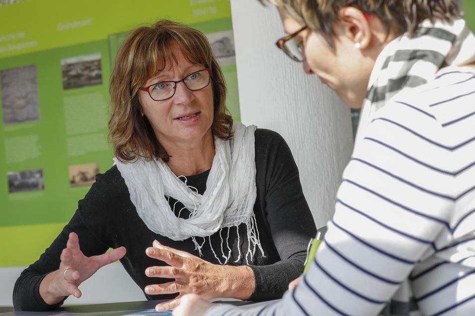 Sabine Scholz leitet die Stabsstelle Forschung der Hochschule Zittau/Görlitz und arbeitet im neuen Lausitz-Bündnis mit.