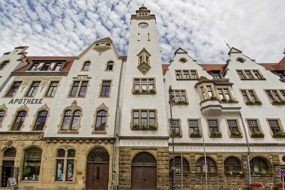 Harter Kampf im Freitaler Stadtrat: Das Jahr ist bisher von vielen Anträgen geprägt.