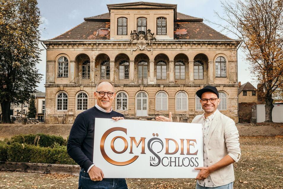 Das Sommertheater in Schloss Übigau war auch im Corona-Jahr 2020 ein großer Erfolg.
