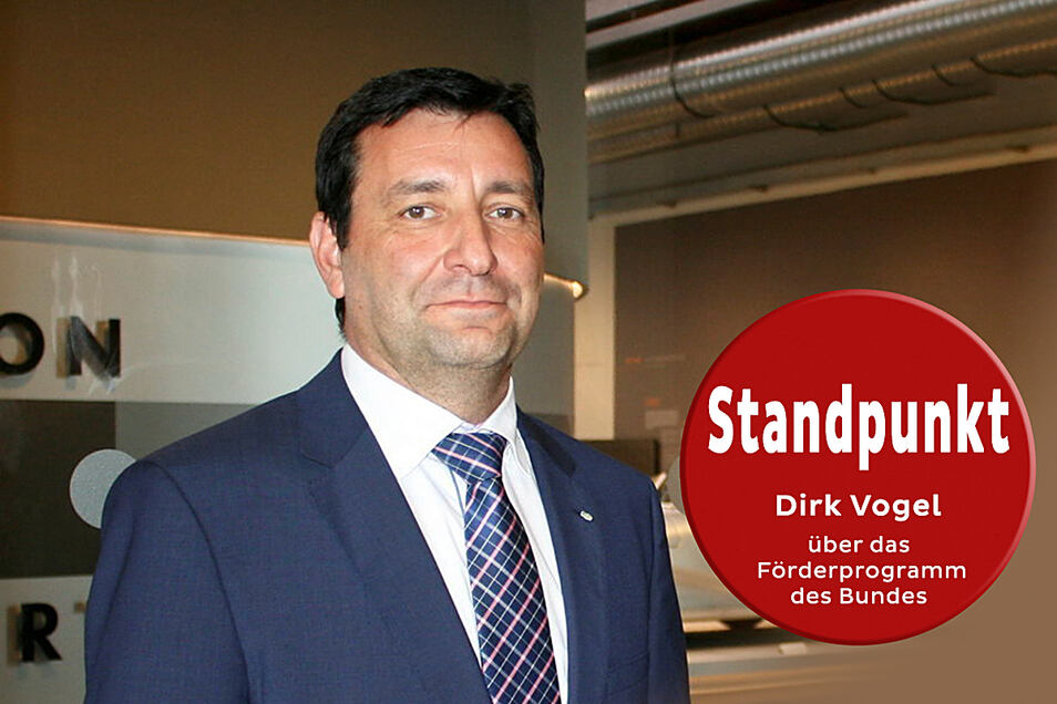 AMZ-Netzwerkmanager Dirk Vogel hat für Sachsen am Transformationsdialog mit der Bundesregierung teilgenommen.