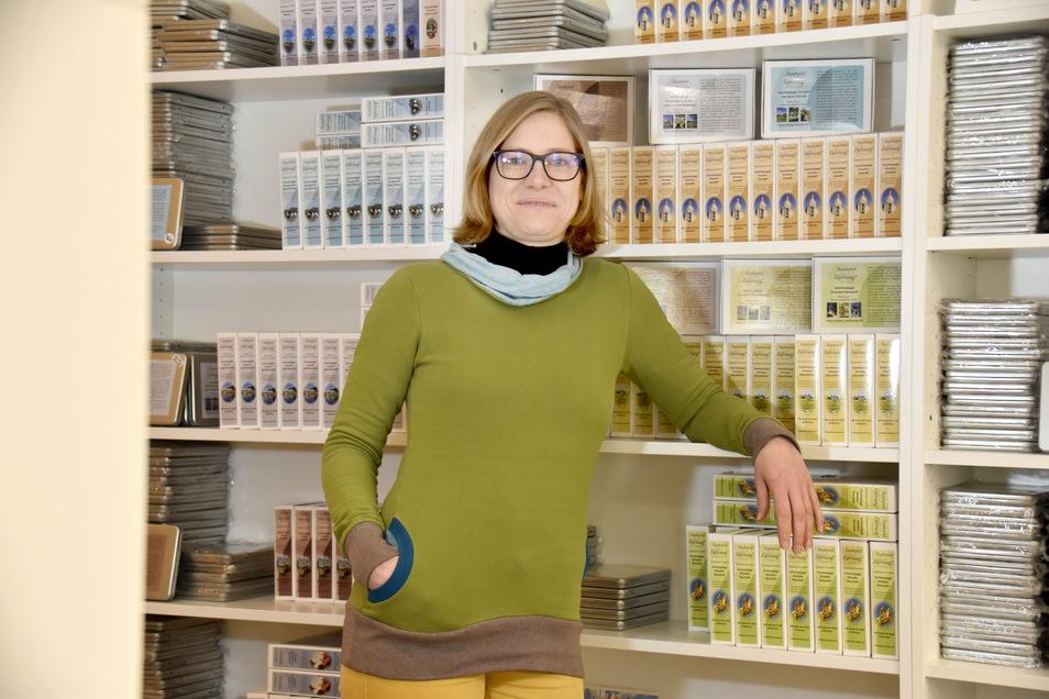 Umzug geschafft: Ihren neuen Laden einzurichten, war unter Einhaltung aller Hygieneregeln für Anja Gena eine Abenteuer-Tour für sich.