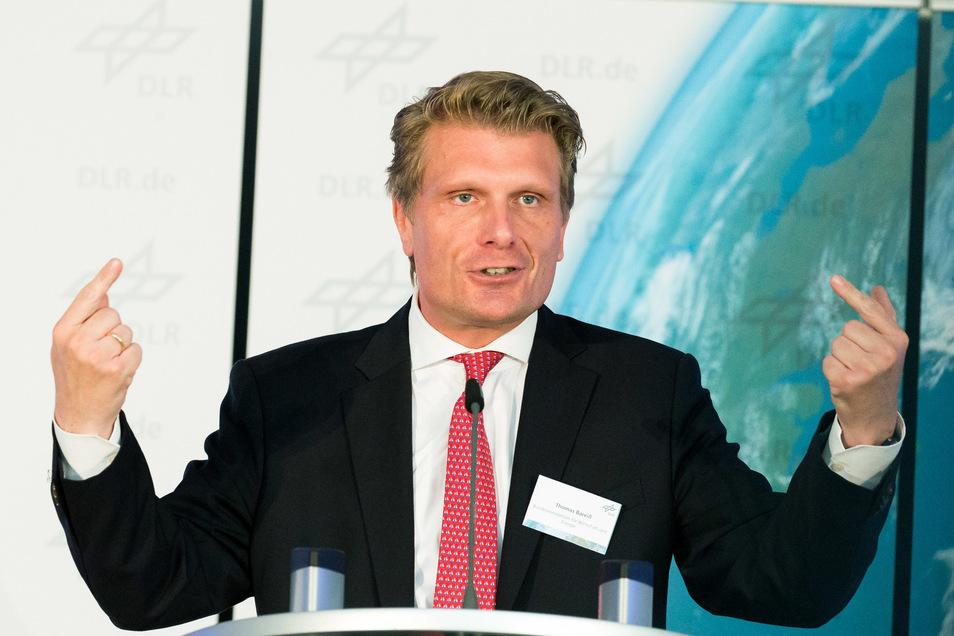 Thomas Bareiß, Tourismusbeauftragter der Bundesregierung, sieht die Reisewirtschaft noch in einer langen schweren Krise.