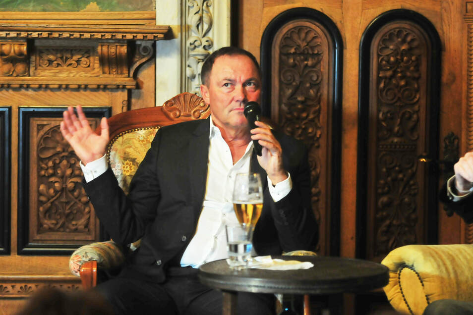 Ende Februar gab es einen unterhaltsamen Abend mit Matthias Döschner auf Schloss Schönfeld.
