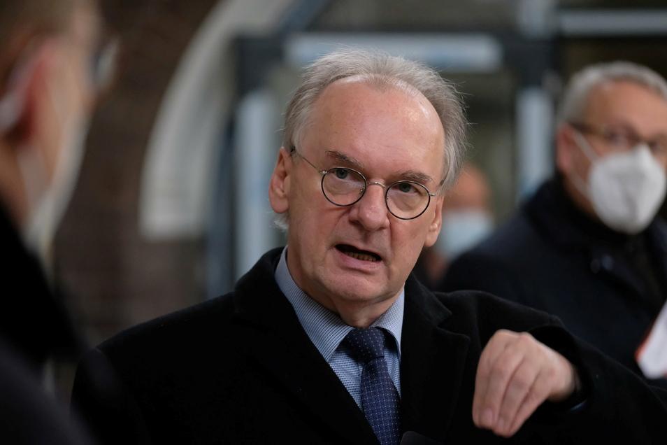 Reiner Haseloff (CDU) möchte gerne Ministerpräsident von Sachsen-Anhalt bleiben.