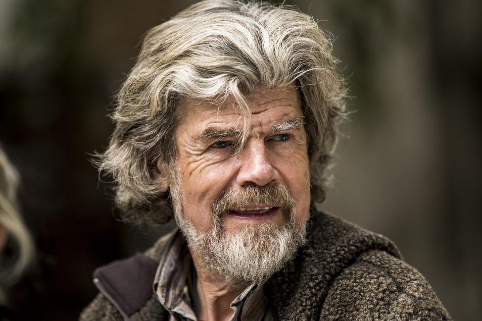 Reinhold Messner plant mit seinen 76 Jahren die letzte große Expedition und verbindet damit eine Mission. Doch sie muss auf eine Zeit nach Corona warten, erzählt er im SZ-Interview.